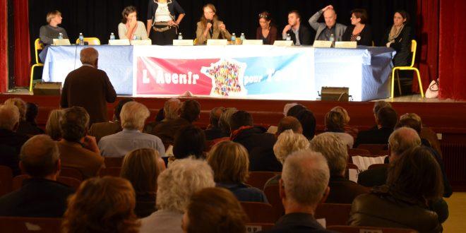 Jeudi 10 octobre : première réunion de l'unité à retrouver – Théâtre de Saint-Léon, Paris