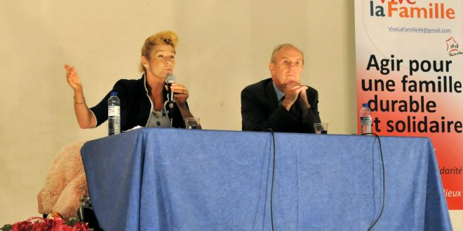 Nantes : succès de la première réunion Avenir pour Tous en province !