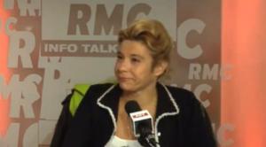 Frigide Barjot aux 10 ans des 'Grandes Gueules' sur RMC @ Radio RMC