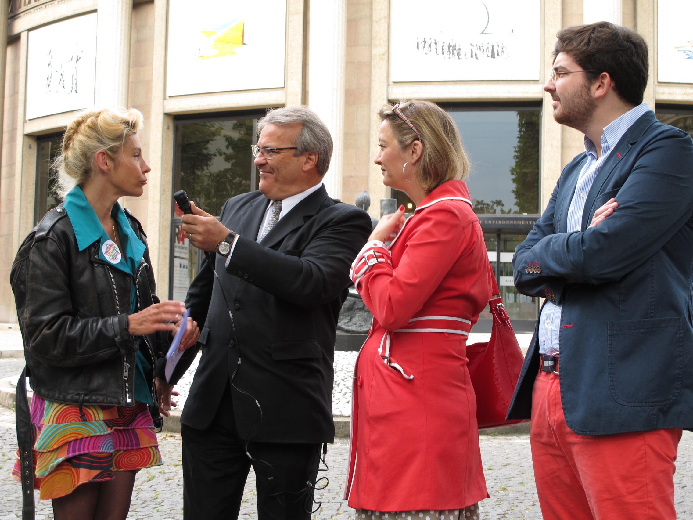 CESE : L'Avenir pour Tous a invité les dirigeants du mouvement de 2013