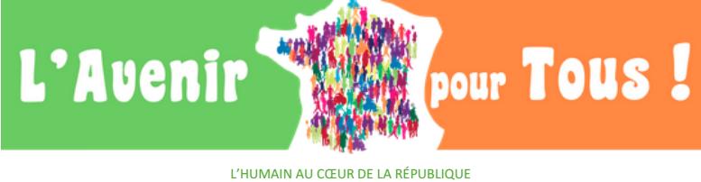 Demande de rassemblement pluriel, L'Avenir pour Tous s'adresse à La Manif Pour Tous.