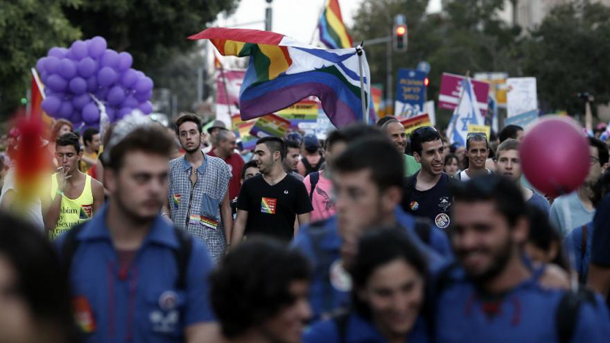 COMMUNIQUÉ – Six participants de la Gay Pride poignardés à Jérusalem