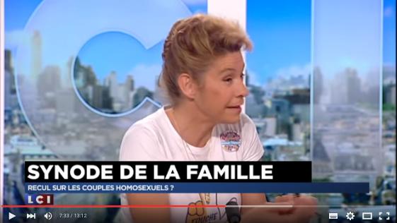 Virginie Tellenne invitée de Valérie Expert sur LCI