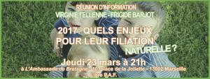 Réunion d'information avec Virginie Tellenne @ Ambassade de Bretagne | Marseille | Provence-Alpes-Côte d'Azur | France