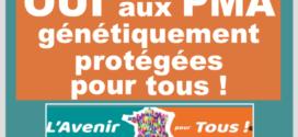 NATURELLEMENT, JE SOUTIENS LA FÉCONDATION GÉNÉTIQUEMENT PROTÉGÉE DE L'AVENIR POUR TOUS